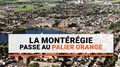 Beauharnois passe au palier orange